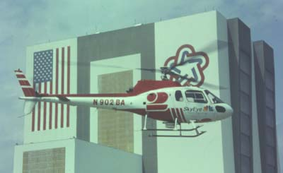 TV News Helicopter VAB
