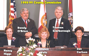 Space Coast Commissioners